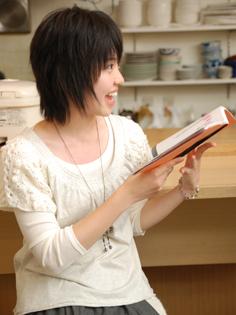 cafeで朗読 12